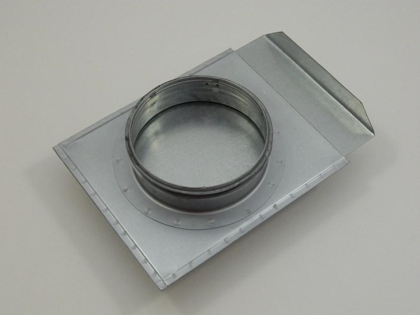 Schuifklep-safe D80 mm