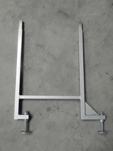 Poot (lang) 78 cm voor rollerbaan