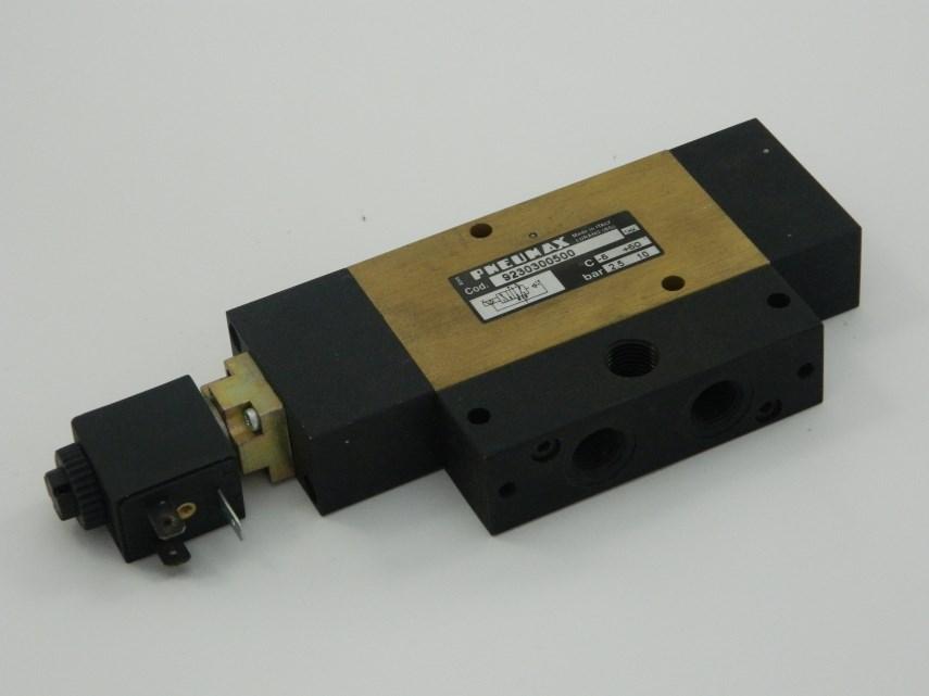 Electroventiel (Basis) 414/352012