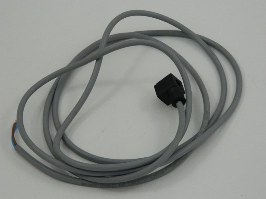 Kabel + plug 1,8 mtr