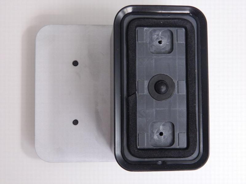 Vacuumcup half 131x75x74mm PVC, rubber ring buiten, koord binnen