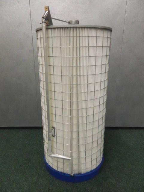 Milieufilter Handklop D600