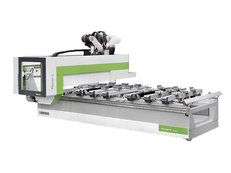 Biesse Rover K Smart CNC-gestuurde freesmachine