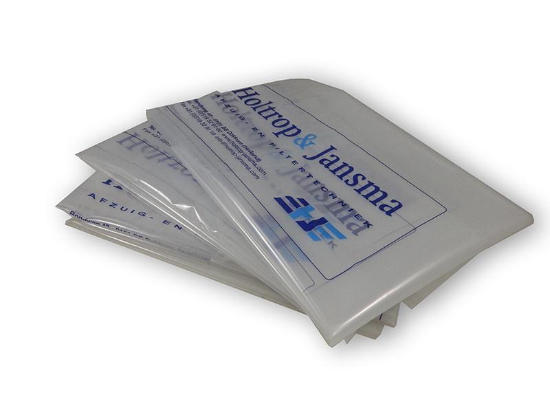 Holtrop en jansma Plastic zak t.b.v. H&J SUV Verpakking van 25 stuks