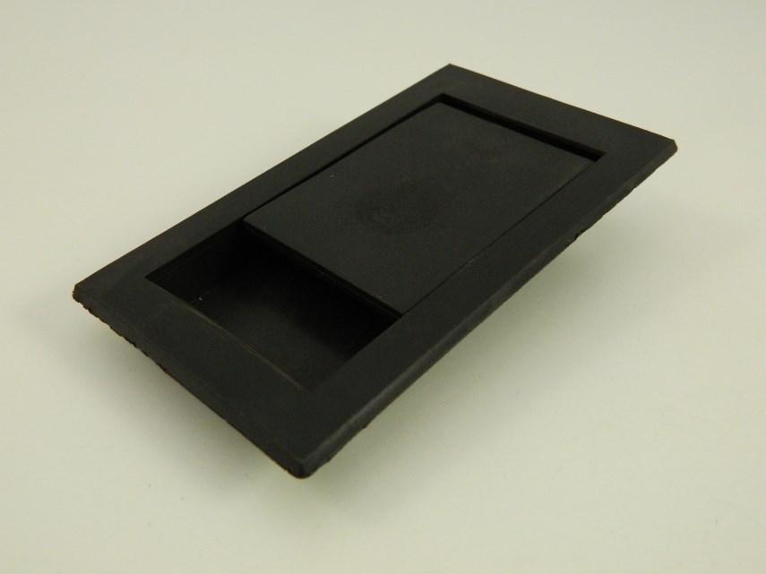 Plastic frame voor hendel