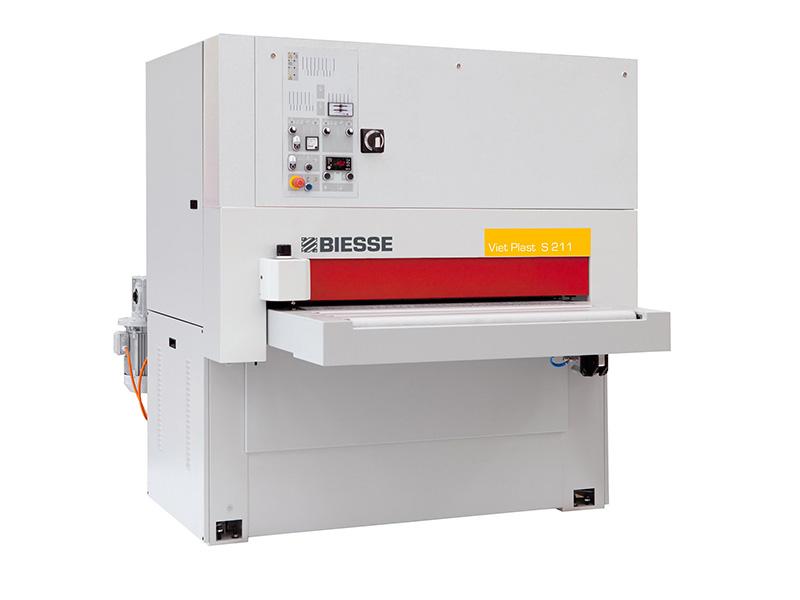 Biesse Viet Plast S211 Breedbandschuurmachine