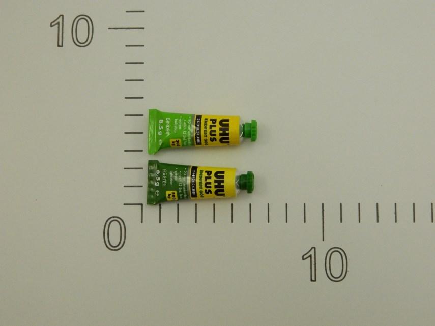 Lijm tube UHU plus  B=8,5 H=6,5