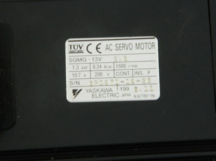 Motor SGMG13V2AB