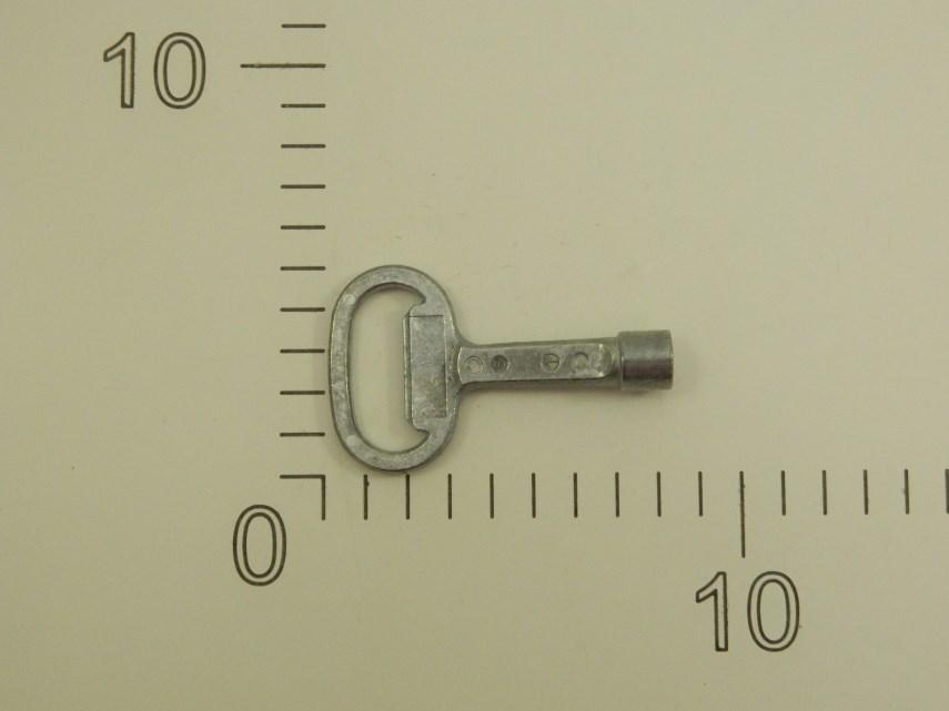 Sleutel Vierkant / SZ2547 D7mm