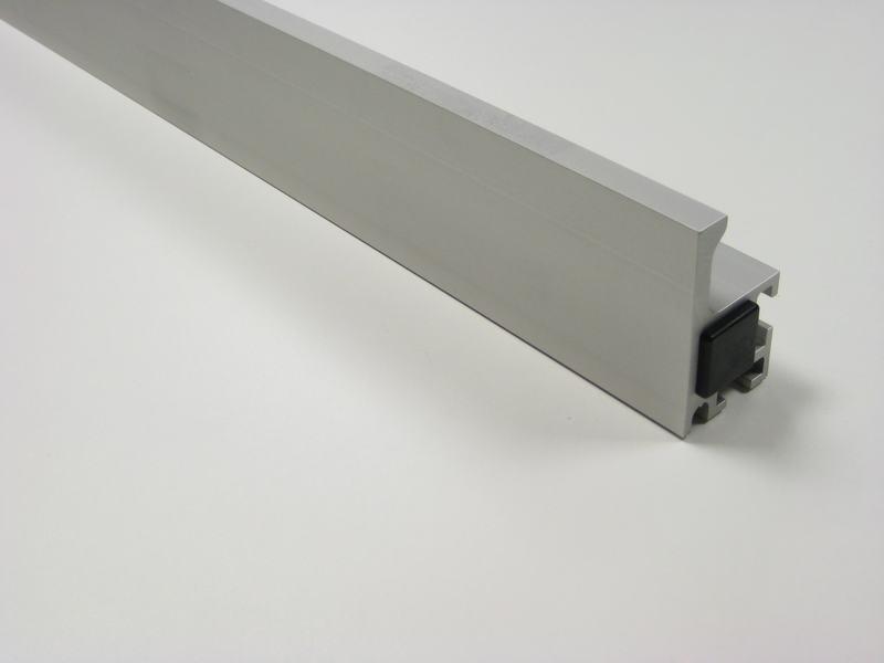 Aluminium profiel parellelaanslag 1200 mm