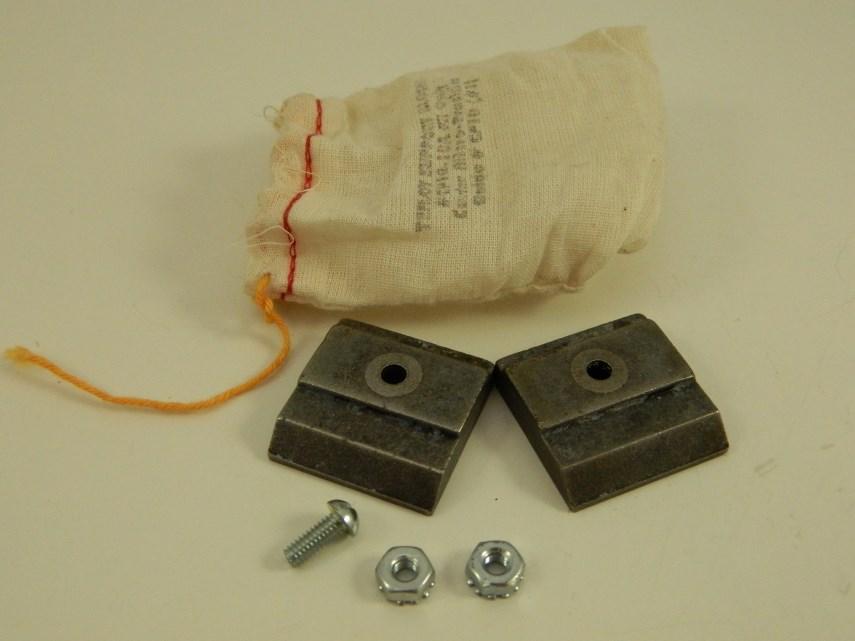 Glijplaat (set) lintzaag CO800