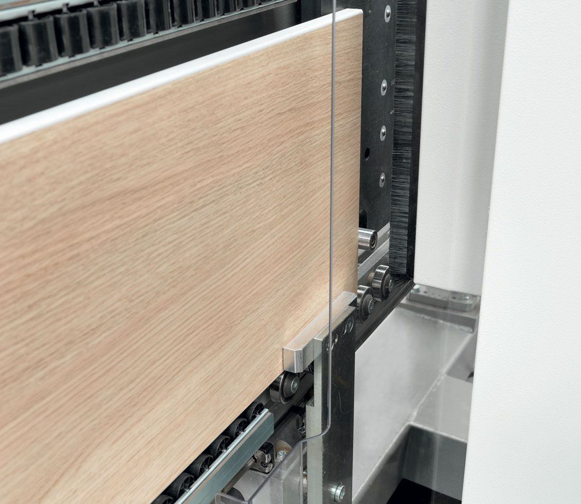 Biesse Skipper V31 Verticale CNC-gestuurde boormachine