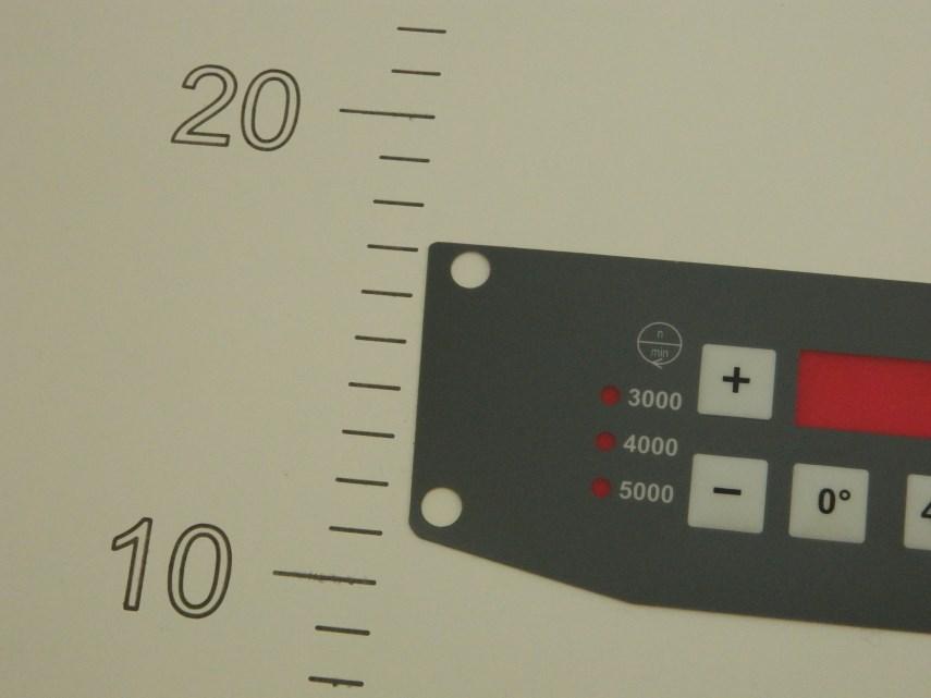 Folie (onderkant) voor WA80