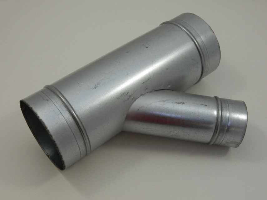 Spruitstuk 150/150/100 45°