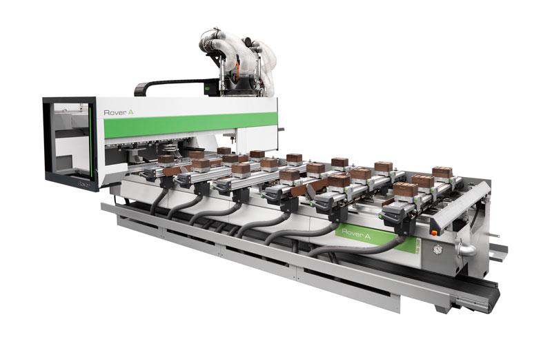 Biesse Rover A 16 CNC-gestuurde freesmachine