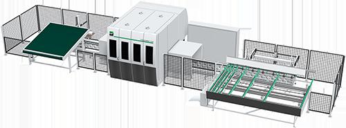 CNC machine - Weinig Conturex