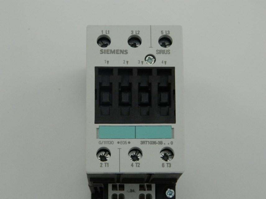 Relais 3RT10 35-3BB40