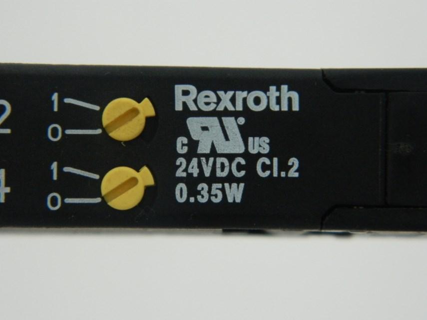 Ventiel (Rexroth) 0820 055 301