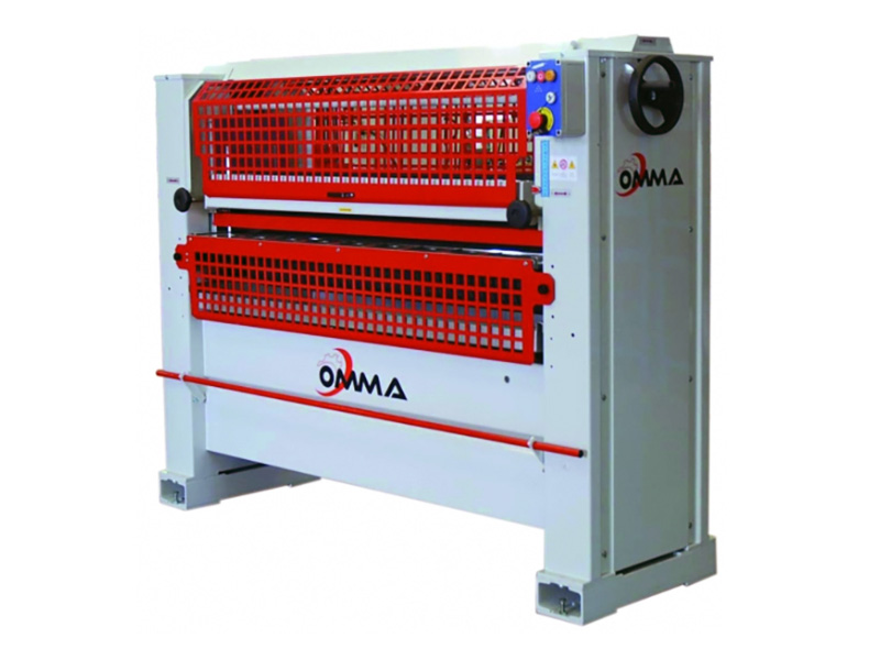 OmmaGS Lijmopbrengmachine