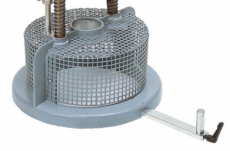 Mafell boorstandaard Speciale boorstandaard voor ringverbindingen
