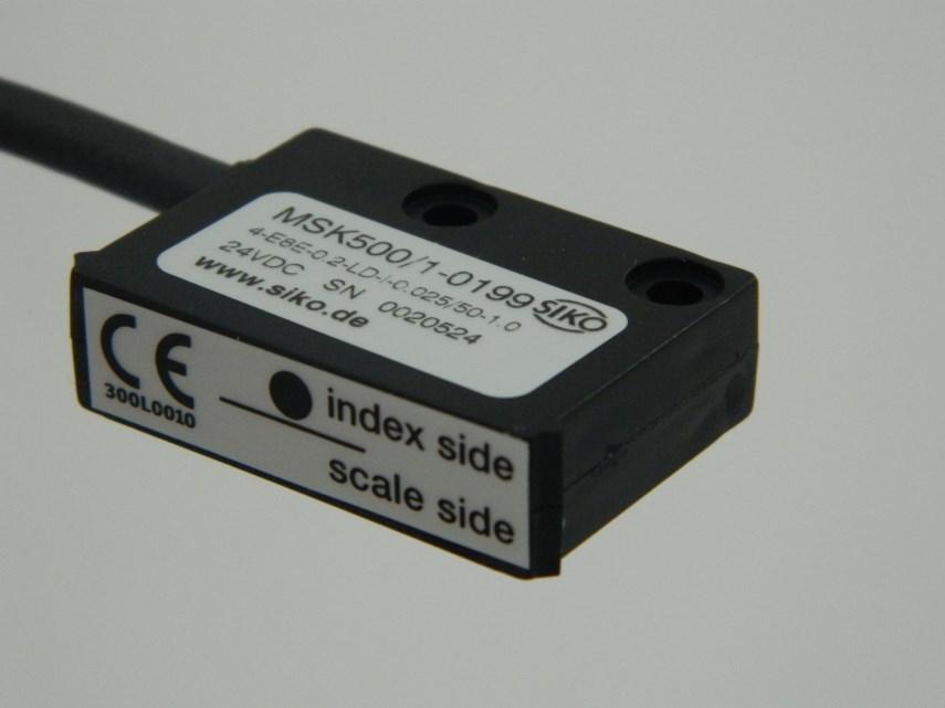 Magneetsensor 24 VDC SIKO MSK500/I-0199