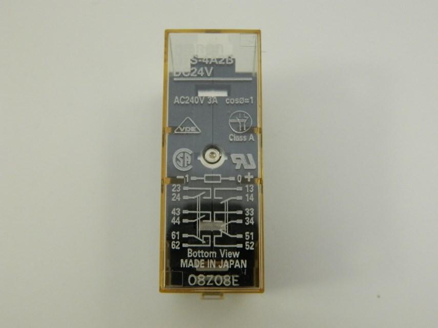 Veiligheidsrelais Omron G7S4A2B24VDC