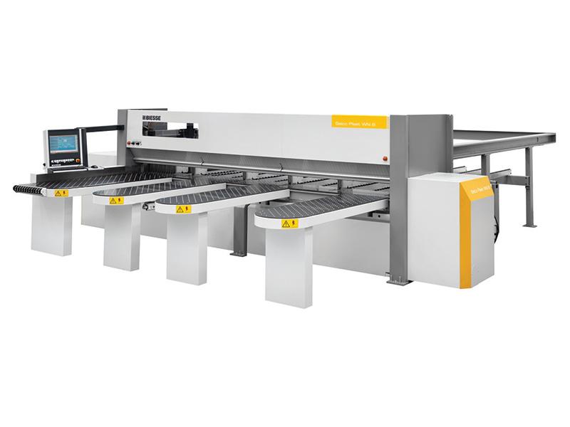 Biesse Selco Plast WN 6 CNC-gestuurde opdeelzaag