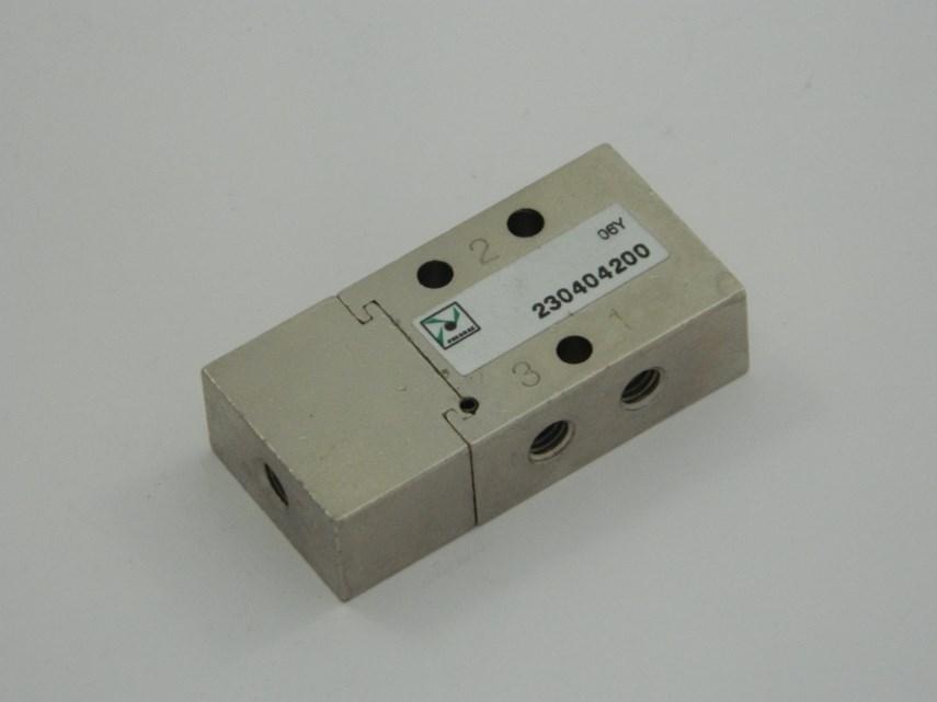 Microventiel M53-weg