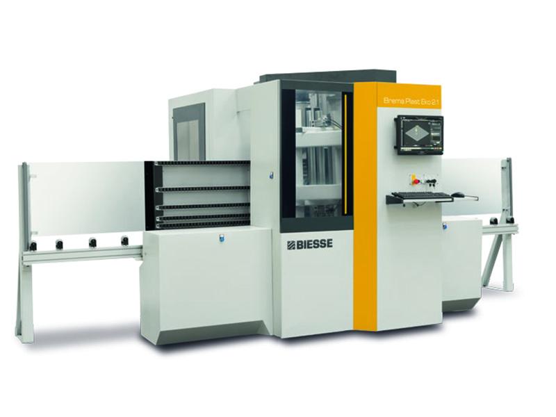 Biesse Brema Plast Eko 2.1 Verticale CNC-gestuurde boormachine