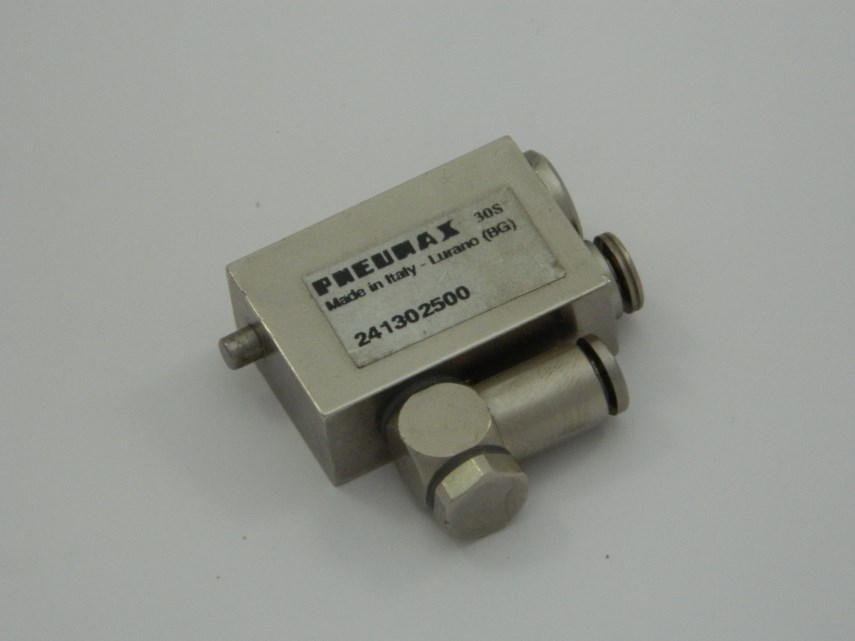 3-weg Pneumax ventiel