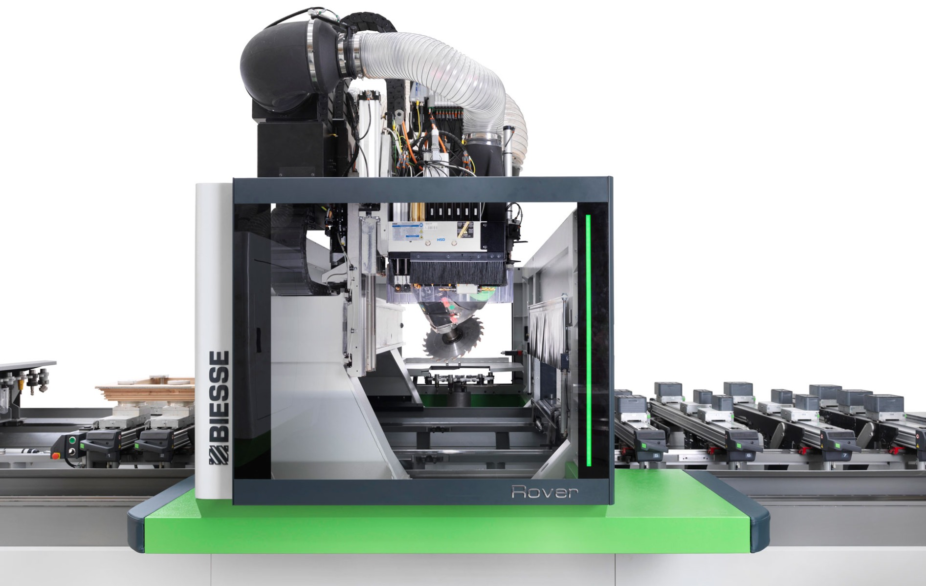 Biesse Rover A 12/15/18 CNC-gestuurde freesmachine