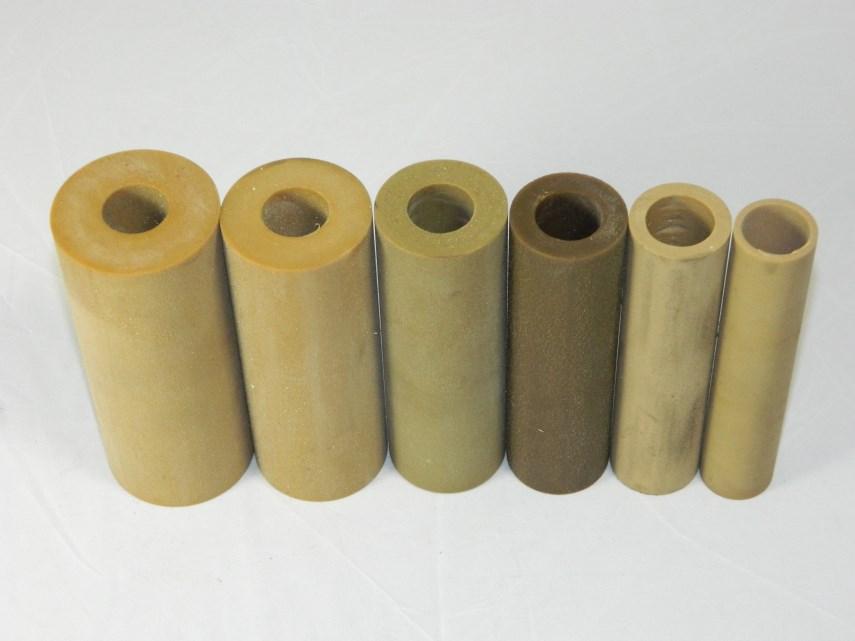 Rubber roller 45x115