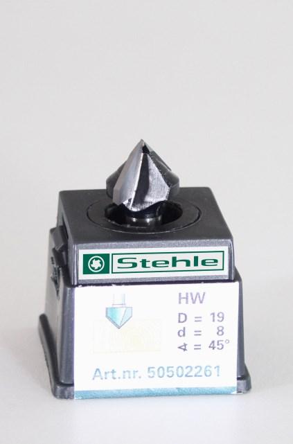 V-Groeffrees HM 19,0x048/018x08,0 Z=2 45gr.