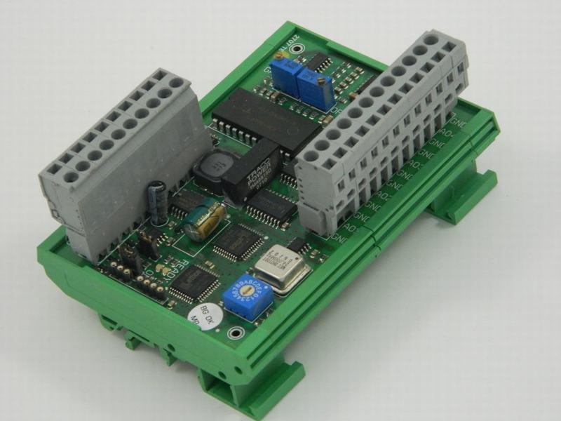 Module 4 uitgangen P250A