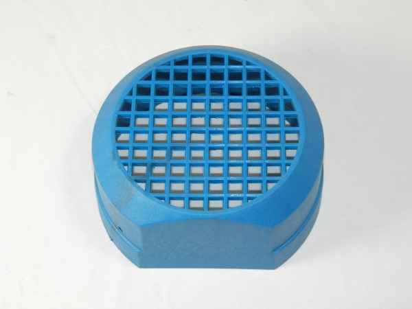 Beschermkap ventilator