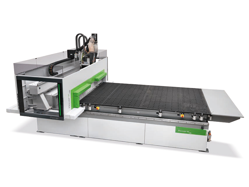Biesse Rover K FT CNC-gestuurde freesmachine