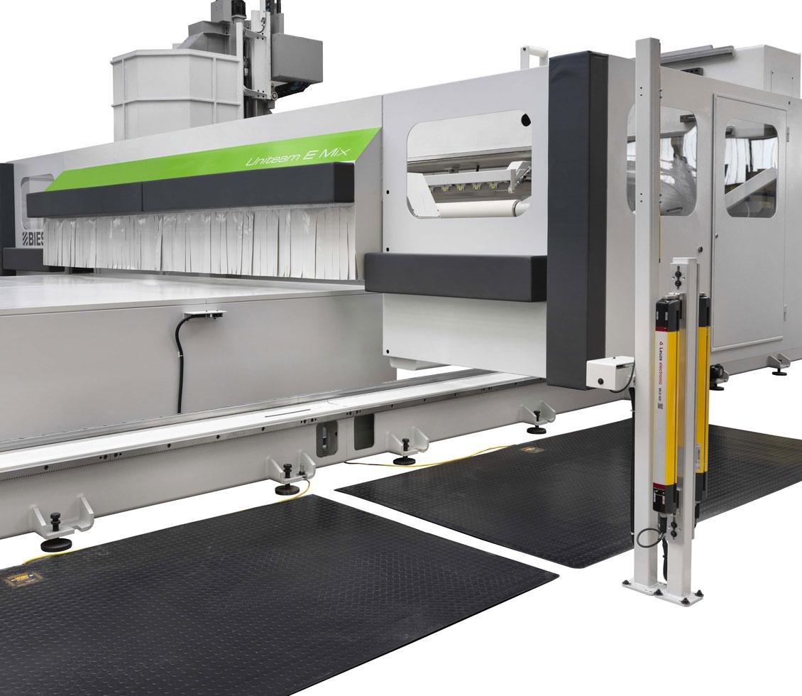 Biesse Uniteam E MIX CNC-bewerkingscentrum