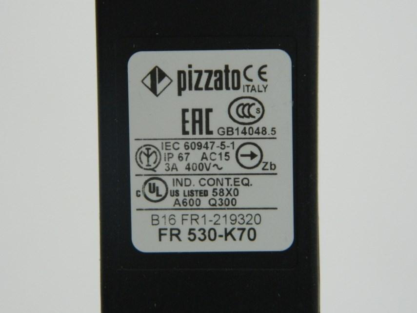 Schakelaar (Pizzato) FR530-K70