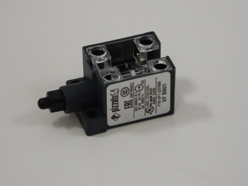 Contactblok (Pizzato) VFB601 voor voetpendaal