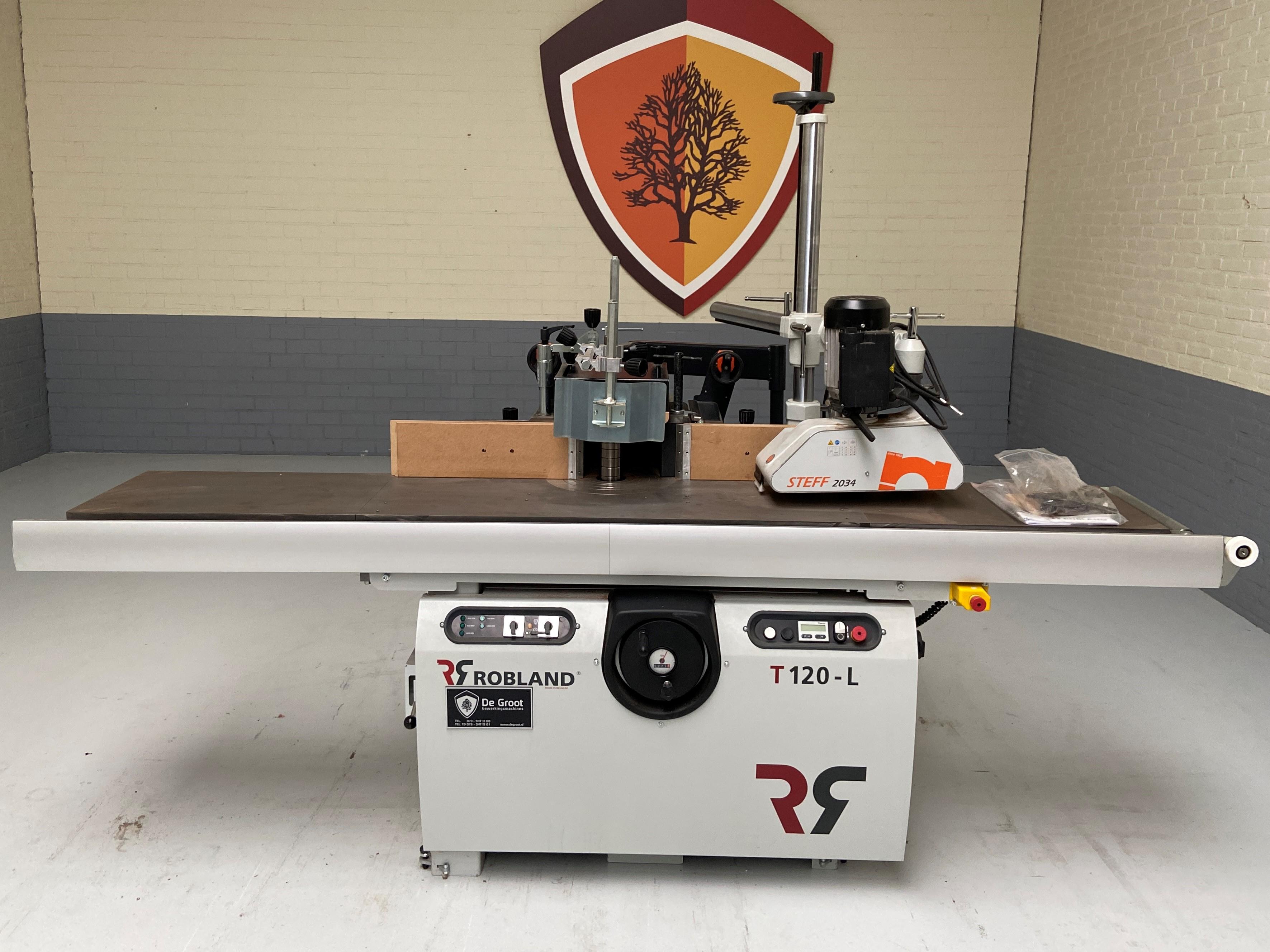 Robland T120-TL gebruikte tafelfrees