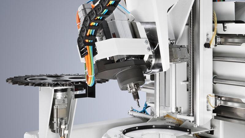 Weinig Conturex C126 Vario CNC-bewerkingscentrum