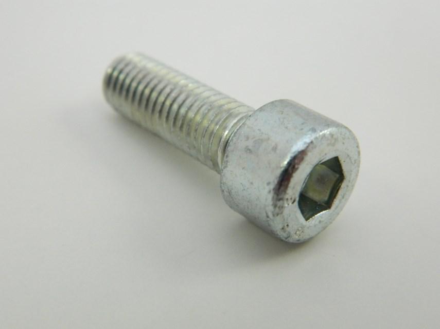 Cylinderschroef M8x25-8.8