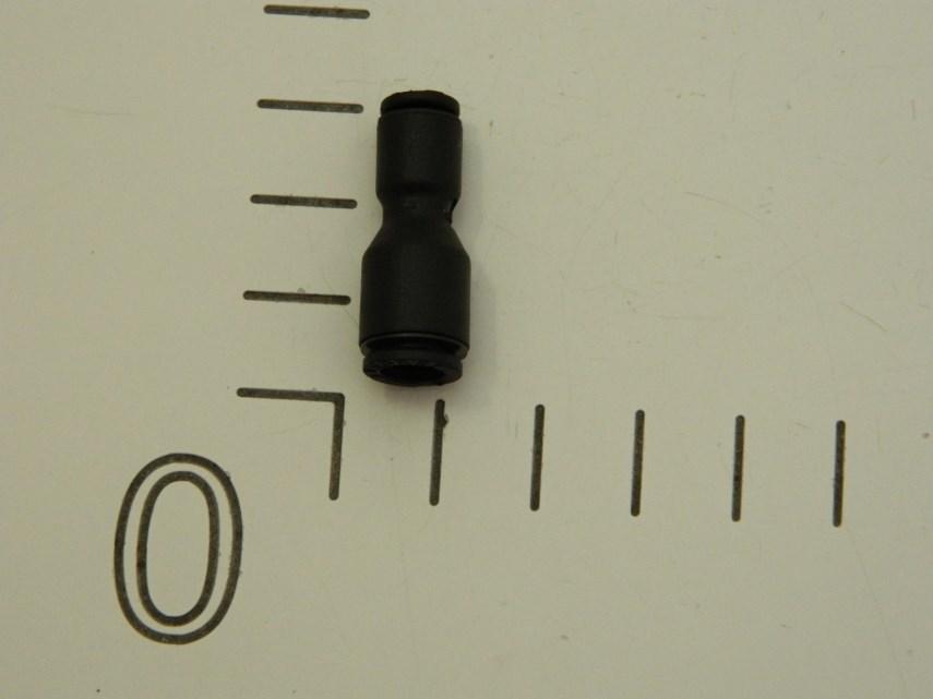 Lucht recht insteek 4 mm-6 mm