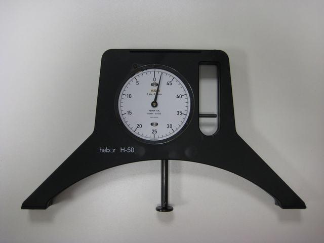 Hebor stelklok H50