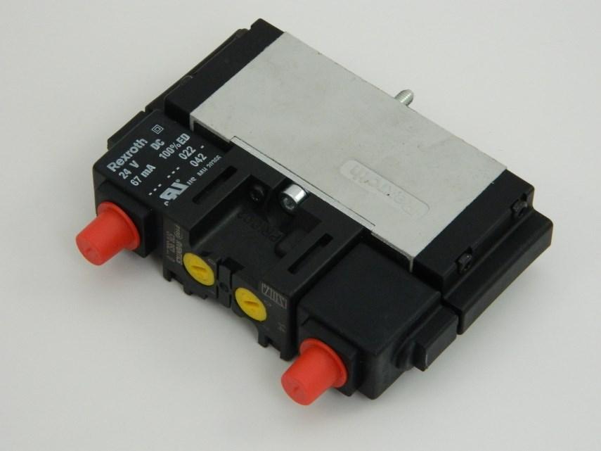 5/2 ventiel 24 V