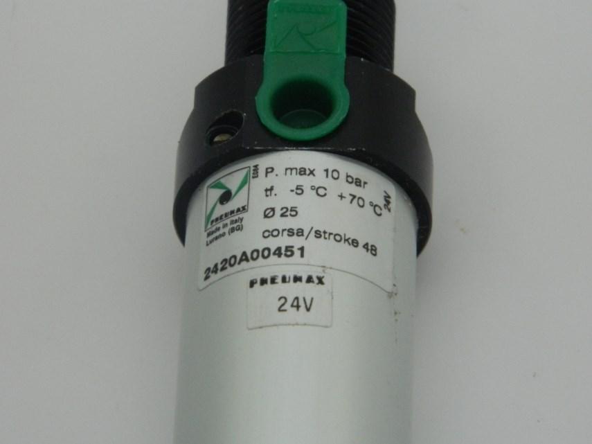 Microcylinder 1260-25-48