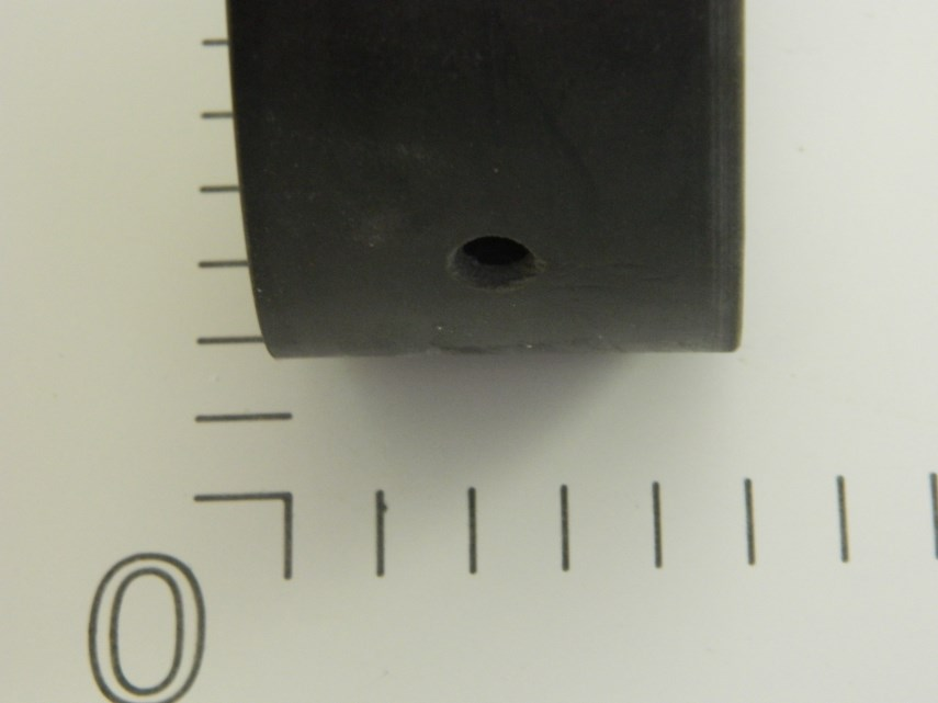 Transportwals 100x35x50 voor Cube