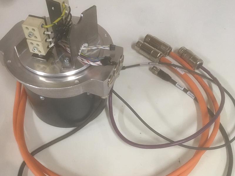 Elektrische collector voor Rover A-S