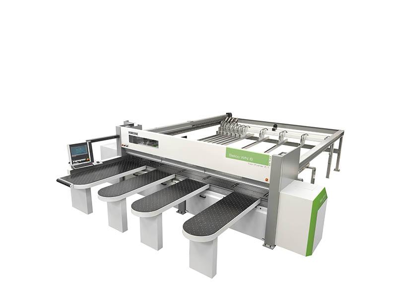 Biesse Selco WNT 6 CNC-gestuurde opdeelzaag