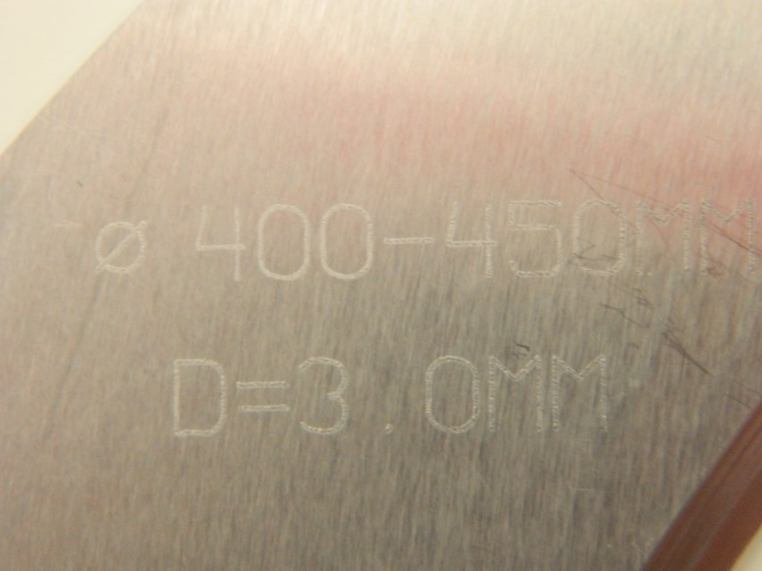 Spouwmes D400-450x3